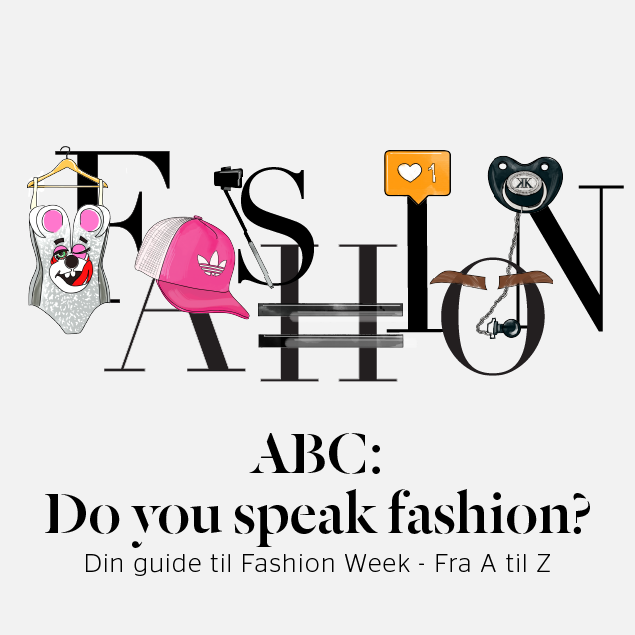 Do you speak fashion?