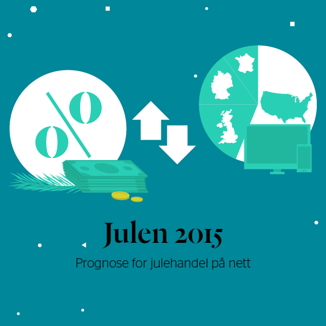 Prognose for e-handel i julesesongen 2015